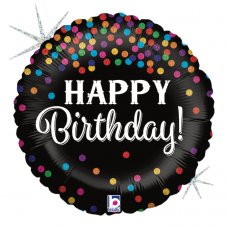 Glittering Birthday Confetti 18