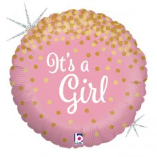 Glittering It's a Girl 18