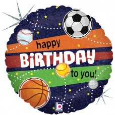 Sports Birthday 18