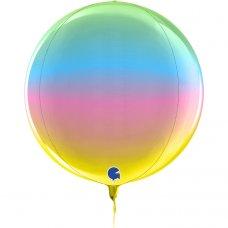 Globe 4D Rainbow 15