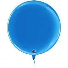 Globe 4D Blue 15
