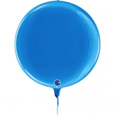 Globe 4D Blue 11