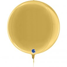 Globe 4D Gold 5 15