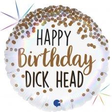 Happy Birthday D!#k Head 18