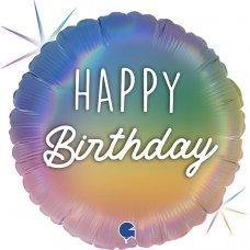 Pastel Rainbow Happy Birthday 18