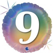 #9 Pastel Rainbow 18