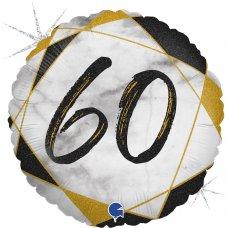 #60 Marble Black 18