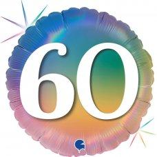 Pastel Rainbow #60 18'' Round P1