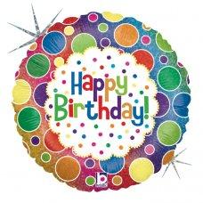 Rainbow Dots Birthday 18