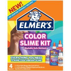 Elmers Slime Kit Opaque Box