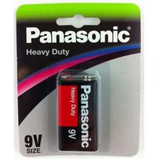Heavy Duty Battery 9V 1pk