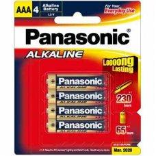 Alkaline Battery AAA 4pk