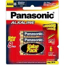 Alkaline Battery AAA 8pk