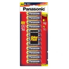 Alkaline Battery AA 12pk
