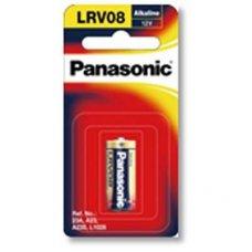 Alkaline Car Alarm Battery 12V 25mm 1pk