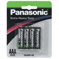 Extra Heavy Duty Battery AAA 2pk