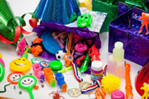 party favours and pinatas